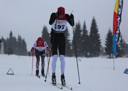 Salomon Nordic Sunday, pierwszy bieg z cyklu w sezonie 2011/12 (fot. Stacja Jakuszyce)
