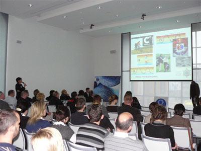 Wykład na seminarium w Łodzi