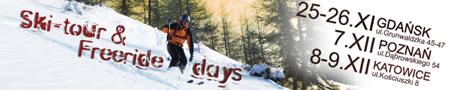 Fjord Nansen, dni skituru plakat