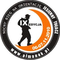 Jesienny Tułacz 2010, logo
