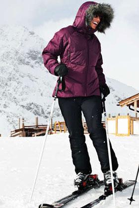Alpine Attiudet Down Jacket (fot. Columbia)