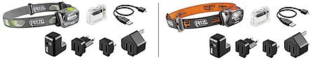 Petzl, akumulator Core zestawy