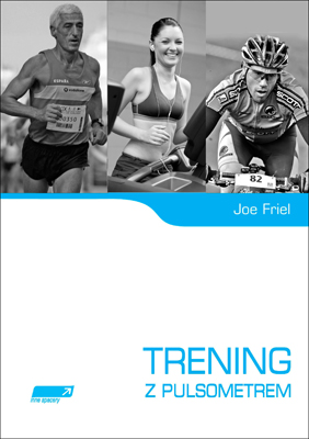 Trening z pulsometrem, okładka