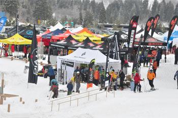 Outdoor Retailer All Mountain Demo (fot. www.Snowbasin.com)