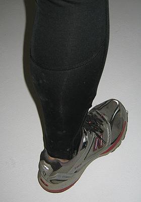 Under Armour, legginsy Draft ColdGear Compression łydka