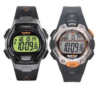 Timex, zegarki Ironman Triathlon 30 Lap i Triathlon 30 Lap Shock Flix