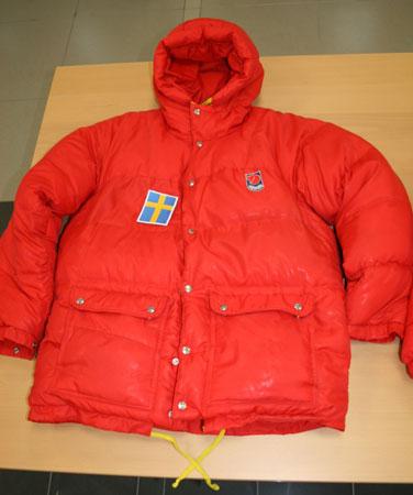 33-letnia kurtka Expedition Down Jacket (fot. HBMM)