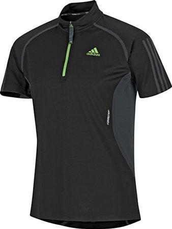 Koszulka adidas Terrex ½ Zip Tee
