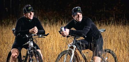 Andi Birnbacher i Ricco Gross (fot. we-dress-you-win.com)
