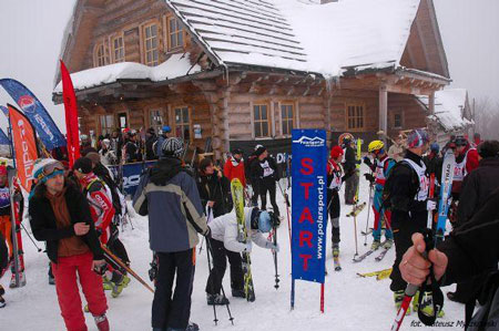 IV Zawody Skitourowe o Puchar Polar Sportu
