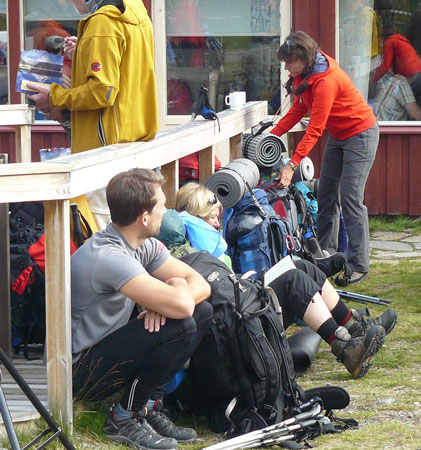 W oczekiwaniu na start (fot. Aneta Żukowska)