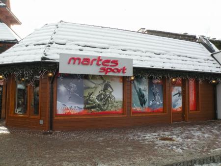 Nowy salon Martes Sport w Zakopanem