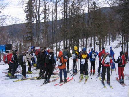 I Zawody Skitourowe o Puchar Polar Sportu (fot. Polar Sport)