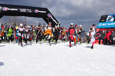 VI Zawody Skitourowe o Puchar Polar Sportu (fot. Polar Sport)