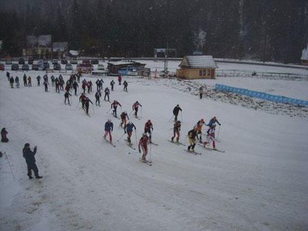 III Zawody Skitourowe o Puchar Polar Sportu (fot. Polar Sport)