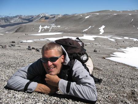 Stefan Czarnecki (fot. arch. Alpinus Expedition Team)