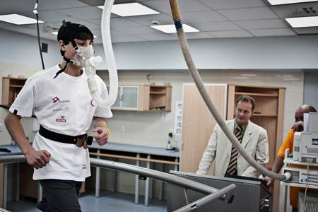 Testy do programu treningowego TAURON OlimpijSki (fot. Dawid Ścigalski)