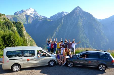 Pełen skład teamu Tauron Bachleda Ski (fot. Tauron Bachleda Ski)