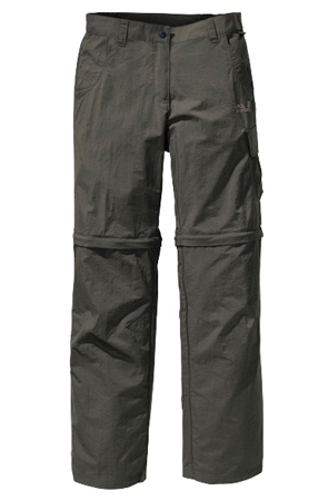 Jack Wolfskin, spodnie Desert Zip Off Pants
