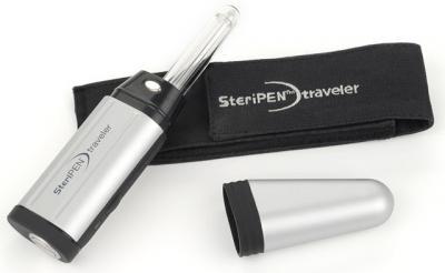SteriPEN, urządzenie do odkażania wody Traveler