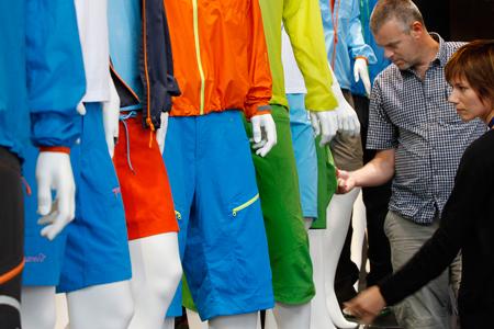 Najnowsze kolekcje na OutDoor Show 2011 (fot. Messe Friedrichshafen GmbH)