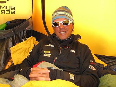 Simone Moro (fot. simonemoro.wordpress.com)