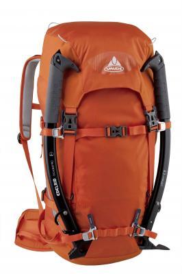 Vaude, Challenger - plecak alpejski (fot. Messe Friedrichshafen)