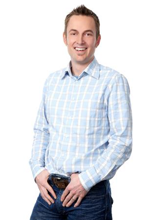 Stefan Reisinger, kierownik projektu OutDoor/Eurobike