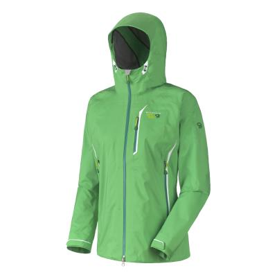 Mountain Hardwear, Spinoza jacket - kurtka outdoorowa (fot. Messe Friedrichshafen)
