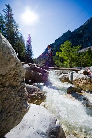 The North Face Lavaredo Ultra Trail, najszybsza wśród kobiet - Fernanda Maciel (fot. Dan Milner)
