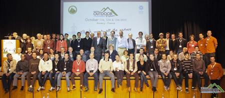 European Outdoor Forum 2010, uczestnicy