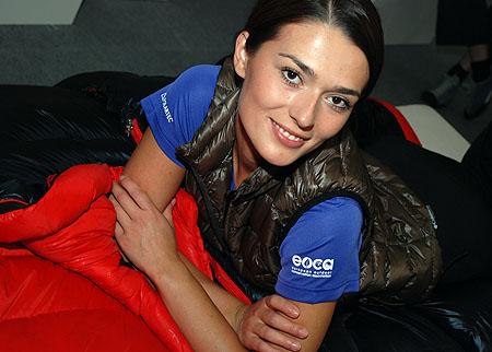 OutDoor Show 2011, Yeti pokazuje najnowsza kolekcję śpiworów i odzieży (fot. 4outdoor.pl)