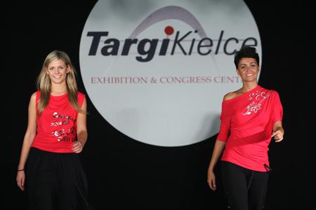 Pokaz mody na Targach Kielce (fot. Targi Kielce)