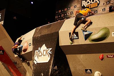adidas Rockstars, Szarafudinow był najszybszy w finale równoległym