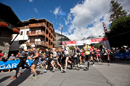 The North Face Ultra-Trail du Mont-Blanc (fot. Damiano Levati)