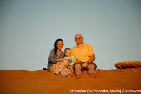 Oman (fot. arch. Karolina Szamborska i Maciej Sokołowski)