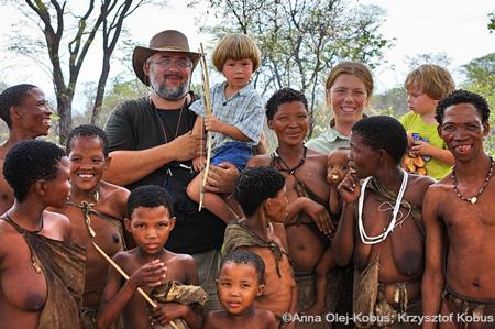 Nambia - 9000 km afrykańskiej przygody (fot. arch. Anna Olej-Kobus i Krzysztof Kobus)