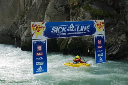 adidas Sickline Extreme Kayak World Championship (fot. Manuel Arnu)