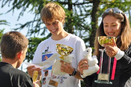 II Bieg Górski o Puchar IGOSPORT (fot. Igosport)