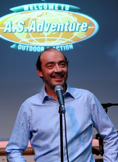 Frederic Hufkens - CEO A.S. Adventure Group