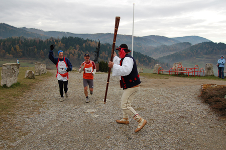 (fot. Maraton Beskidy)