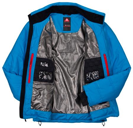 Columbia Sportswear, kurtka Electro Amp™