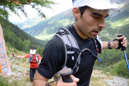 Gore-Tex Transalpine Run: Luu mol loo (fot. P. Kosmala)