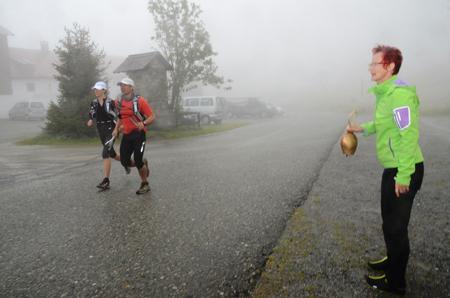 Gore-Tex Transalpine Run: Pani z dzwonkiem (fot. P. Kosmala)
