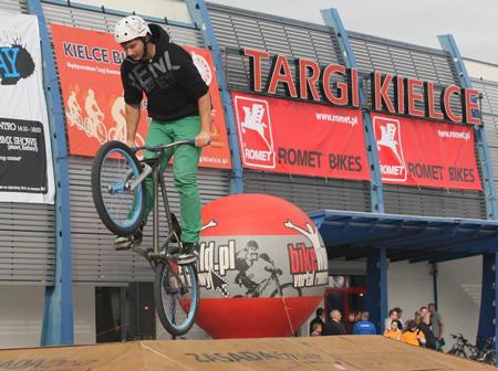 Targi Kielce Bike-Expo 2010 (fot. Targi Kielce)