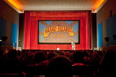 Premiera filmu The Grand Bizarre w Zakopanem (fot. lucekphoto.com)