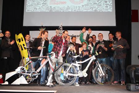 Zwycięzcy ispo BrandNew 2011 (fot. ispo)