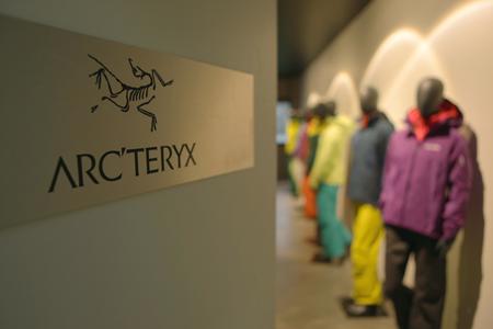 Arc'teryx - nowy showroom w Annecy
