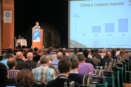 European Outdoor Forum: Roger Zeng (fot. ©jmfavre/wooloomooloo)