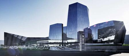 Nowa siedziba Salewy w Bolzano (fot. Salewa)